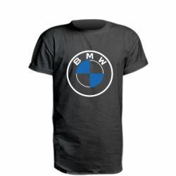 Подовжена футболка BMW logo 2020