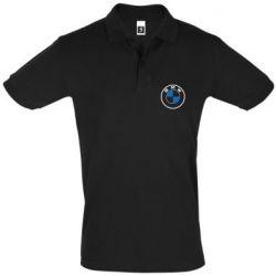 Футболка Поло BMW logo 2020