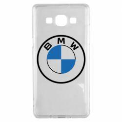 Чохол для Samsung A5 2015 BMW logo 2020