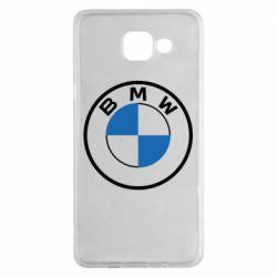 Чохол для Samsung A5 2016 BMW logo 2020