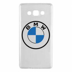 Чохол для Samsung A7 2015 BMW logo 2020