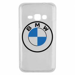 Чохол для Samsung J1 2016 BMW logo 2020