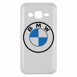 Чохол для Samsung J2 2015 BMW logo 2020