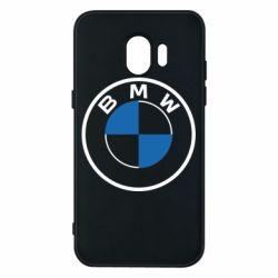 Чохол для Samsung J2 2018 BMW logo 2020