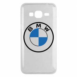 Чохол для Samsung J3 2016 BMW logo 2020