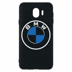 Чохол для Samsung J4 BMW logo 2020