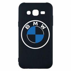 Чохол для Samsung J5 2015 BMW logo 2020