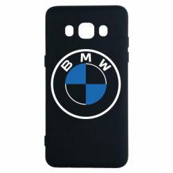 Чохол для Samsung J5 2016 BMW logo 2020