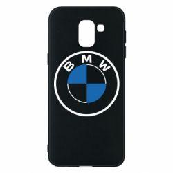 Чохол для Samsung J6 BMW logo 2020