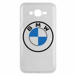 Чохол для Samsung J7 2015 BMW logo 2020