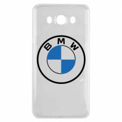 Чохол для Samsung J7 2016 BMW logo 2020