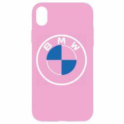 Чохол для iPhone XR BMW logo 2020