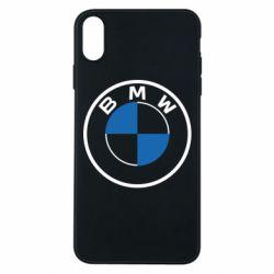 Чохол для iPhone Xs Max BMW logo 2020