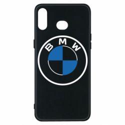 Чохол для Samsung A6s BMW logo 2020