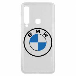 Чохол для Samsung A9 2018 BMW logo 2020