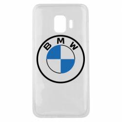 Чохол для Samsung J2 Core BMW logo 2020