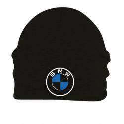 Шапка на флісі BMW logo 2020