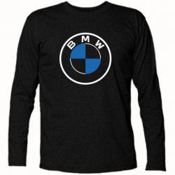 Футболка з довгим рукавом BMW logo 2020