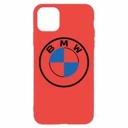 Чохол для iPhone 11 Pro Max BMW logo 2020