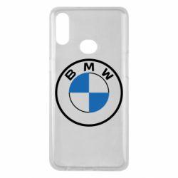 Чохол для Samsung A10s BMW logo 2020