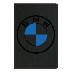 Блокнот А5 BMW logo 2020