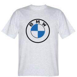 Чоловіча футболка BMW logo 2020
