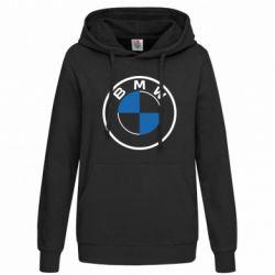 Толстовка жіноча BMW logo 2020