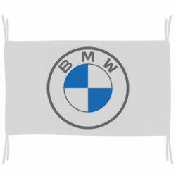 Прапор BMW logo 2020
