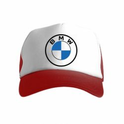 Дитяча кепка-тракер BMW logo 2020