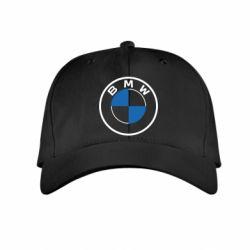Дитяча кепка BMW logo 2020