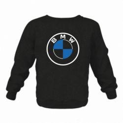 Дитячий реглан (світшот) BMW logo 2020