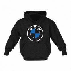 Дитяча толстовка на флісі BMW logo 2020