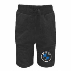 Дитячі шорти BMW logo 2020