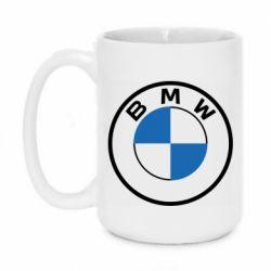 Кружка 420ml BMW logo 2020