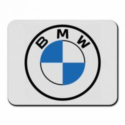 Килимок для миші BMW logo 2020