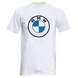 Чоловіча спортивна футболка BMW logo 2020