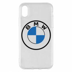 Чохол для iPhone X/Xs BMW logo 2020