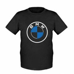 Дитяча футболка BMW logo 2020