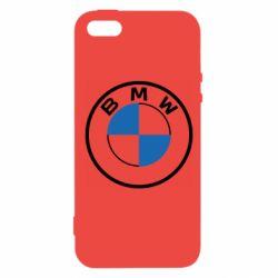 Чохол для iPhone 5 BMW logo 2020