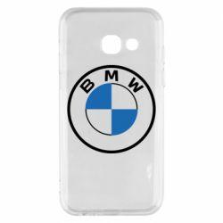 Чохол для Samsung A3 2017 BMW logo 2020