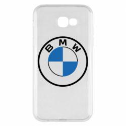 Чохол для Samsung A7 2017 BMW logo 2020