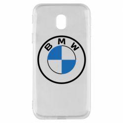 Чохол для Samsung J3 2017 BMW logo 2020