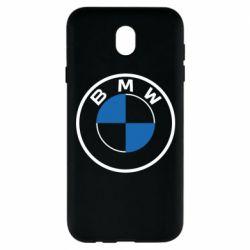 Чохол для Samsung J7 2017 BMW logo 2020