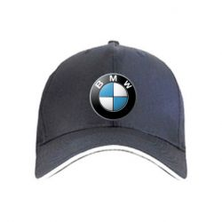 кепка BMW Logo 3D - FatLine