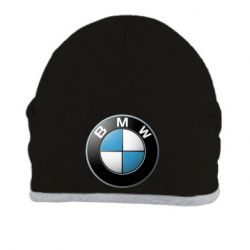 Шапка BMW Logo 3D - FatLine
