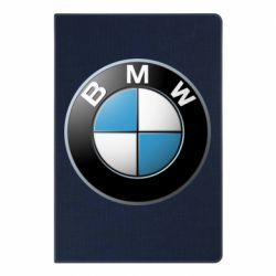 Блокнот А5 BMW Logo 3D