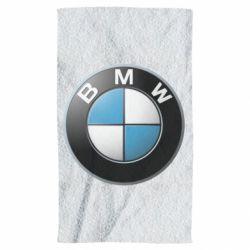 Полотенце BMW Logo 3D