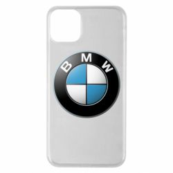 Чехол для iPhone 11 Pro Max BMW Logo 3D