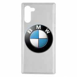 Чехол для Samsung Note 10 BMW Logo 3D