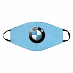 Маска для лица BMW Logo 3D